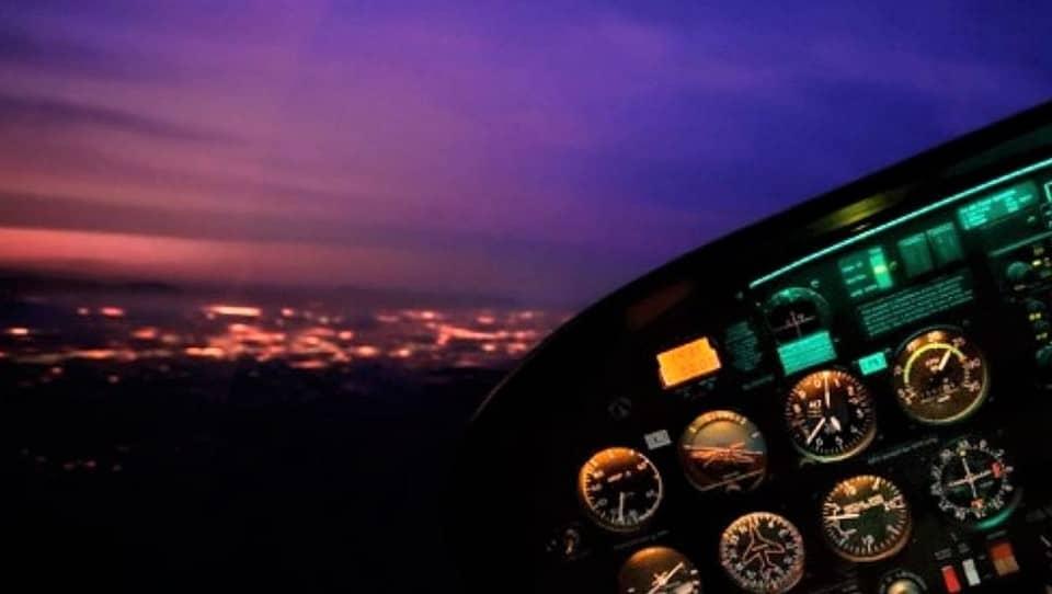 vfr nuit (vol de nuit)